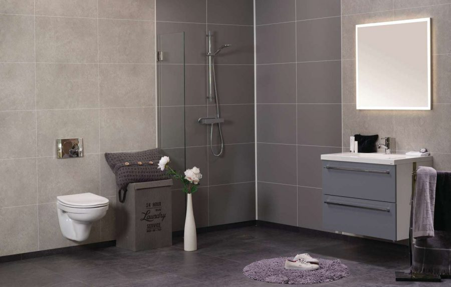 Multi Tenant Apartments Bathroom And Shower Panels For
