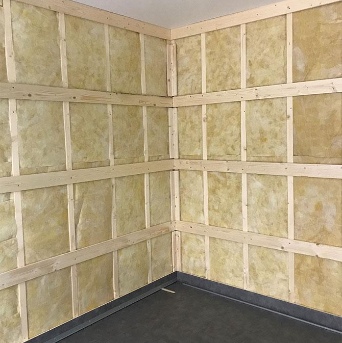 Installation Of Laminate Bathroom Wall Panels For Multi