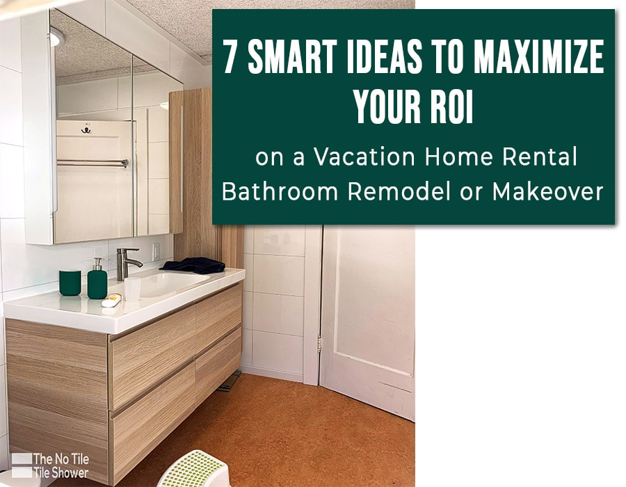7 smart ideas to maximize your roi on your shower renovation | Innovate Building Solutions | Multi Unit | #BathroomRemodel #LuxuryApartments #LuxuryHotels #StudentHousing